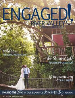 ENGAGED! River Valley Spring-Summer 2017 Cover